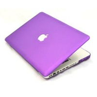 Worldshopping Frost Matte Surface Rubberized Hard Shell Case Cover for 13-Inch A1278 Aluminum Unibo