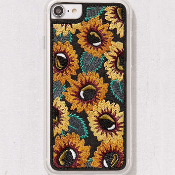 Zero Gravity Sunny Embroidered iPhone 8/7/6/6s Case   Urban Outfitters