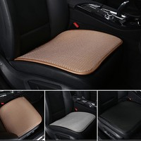 Quality breathable winter car seat cushion car seat cover universal back seat covers car Chair Pad Newest Car Supplies