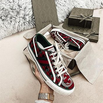 GUCCI 2021 early spring casual shoes