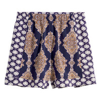 H&M Patterned Shorts $24.95