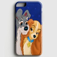 Lady And The Tramp iPhone 8 Case