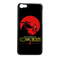 The Adventures Of Cow And Chicken 834 iPhone 5c Case