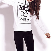 Rich and Famous Hoodie