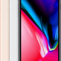 NEW APPLE IPHONE 8 PLUS 64GB SILVER WORLDWIDE GSM UNLOCKED AT&T T-MOBILE