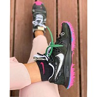 OFF-WHITE x Nike Zoom Terra Kiger 5 Sneakers
