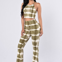 Laurie Set - Olive