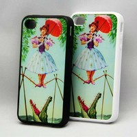 Aliexpress.com : Buy Haunted Mansion Painting Soft TPU Rubber Case for iPhone 4 and 4s (GK015) / Mix order acceptable from Reliable For iPhone 4S case suppliers on Professional DIY CASE