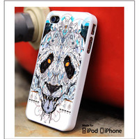 Panda Animal Art iPhone 4s iPhone 5 iPhone 5s iPhone 6 case, Galaxy S3 Galaxy S4 Galaxy S5 Note 3 Note 4 case, iPod 4 5 Case