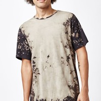 PacSun Javel Washed Scallop T-Shirt at PacSun.com