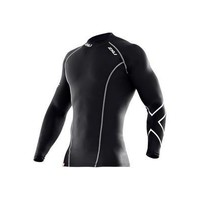 Australia 2XU Men'S Compression Sun Protection Quick Dry Leotards Outdoor Cycling Jerseys Sportwear Jogging Fitness Sports t-shirts [8323332033]