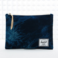 Herschel Network Acid Wash Pouch in Navy - Urban Outfitters