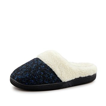 Women's Slippers Cozy Blue Crumble