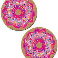 Donut w/Sprinkles Fun Pasties