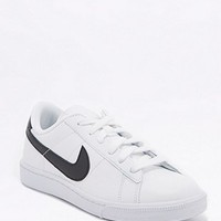 Nike Tennis Classic White and Black Trainers - Urban Outfitters