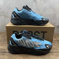 Morechoice Tuhl Adidas Yeezy Boost 700 Mnvn Bright Cyan Hollow Running Shoes Low Sneaker Breathable Jogging Shoes Gz3079
