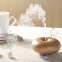 BohoZen - Wood Style Diffuser For Aromatherapy & Relaxation