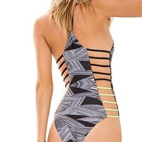 L*Space's Congo One Piece Monokini
