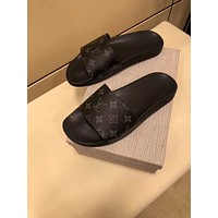 【Louis Vuitton】LV Male and female slippers