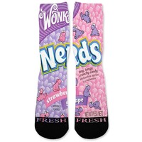 Nerds Custom Athletic Fresh Socks