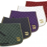 OTTB Saddle Pad - All Purpose English | EquestrianCollections