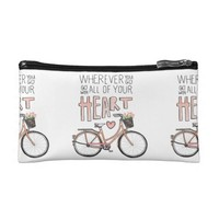 Go With All Of Your Heart – Vintage Bicycle