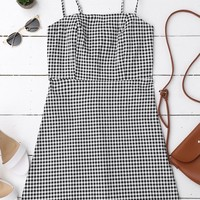 Lottie Gingham Dress