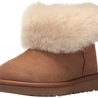 UGG Kids T Bailey Button II Fashion Boot
