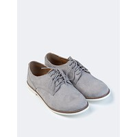 Lace Up Loafers