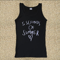 5 Seconds of Summer  for Tank Top Mens and Tank Top Girls