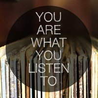 You Are What You Listen To Art Print   Print Shop
