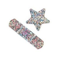 Glitter Stars and Strips Bandages - Kids stickers, toys and prizes from SmileMakers!