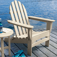 All-Weather Adirondack Chair: All-Weather at L.L.Bean