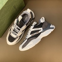 Gucci 2021Men Fashion Boots fashionable Casual leather Breathable Sneakers Running Shoes08200wk