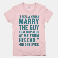 Wanna Marry The Guy