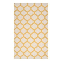 Casablanca Dhurrie Rug - Lemon | Area-rugs | Decor | Z Gallerie