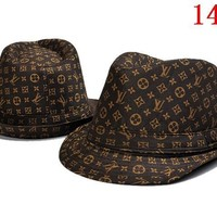 LOUIS VUITTON Fishman Hat