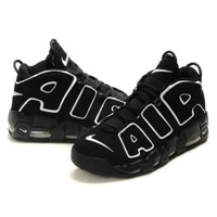 Tagre™ Nike Air More Uptempo Big R Scottie Pippen White Sport Basketball Shoes G-FEU-SY