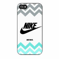 Nike Just Do It Chevron iPhone 5s Case