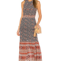 Ulla Johnson Juliette Dress in Navy | REVOLVE