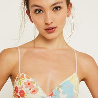 Miss Crofton Summer Floral Bra | Urban Outfitters