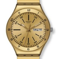 Swatch Yellow Medal Men's Watch - YGG706G