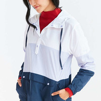 Columbia Harbor-Side Pullover Windbreaker Jacket - Urban Outfitters