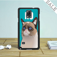 Cactus The Cranky Cat Samsung Galaxy Note 4 | 5 Case