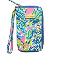 Tiki Palm iPhone 6 Wristlet - Lilly Pulitzer