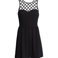 Openwork Dress - from H&M
