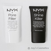 "2 NYX Pore Filler & Shine Killer Set ""POF01+SK01"" Face Primer  *Joy's cosmetics*"