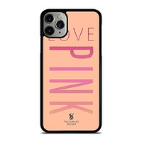 VICTORIA S SECRET LOVE PINK iPhone Case Cover