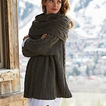 gstaad sweater & shrug - sweaters - fall - women - Categories - Gorsuch