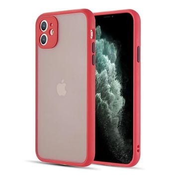 MILITARY GRADE CASE - RED